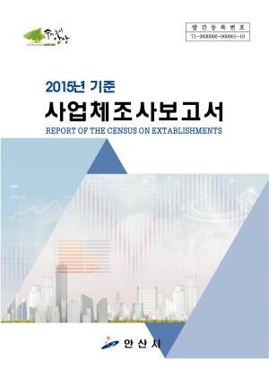 2015년 기준 사업체조사보고서